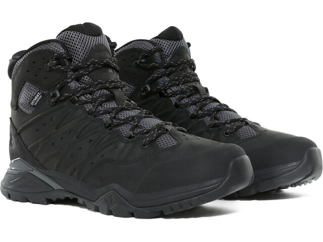 The North Face Hedgehog Hike II WP Mid Shoes Men tnf black/graphite grey